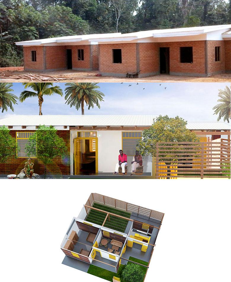 Maisons abordables - 2_barla_architectes_yaounde_cameroun