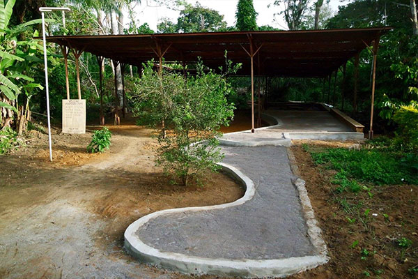 Projet Vie.llage_7_barla_architectes_Ovangoul_nkol-assi_cameroun