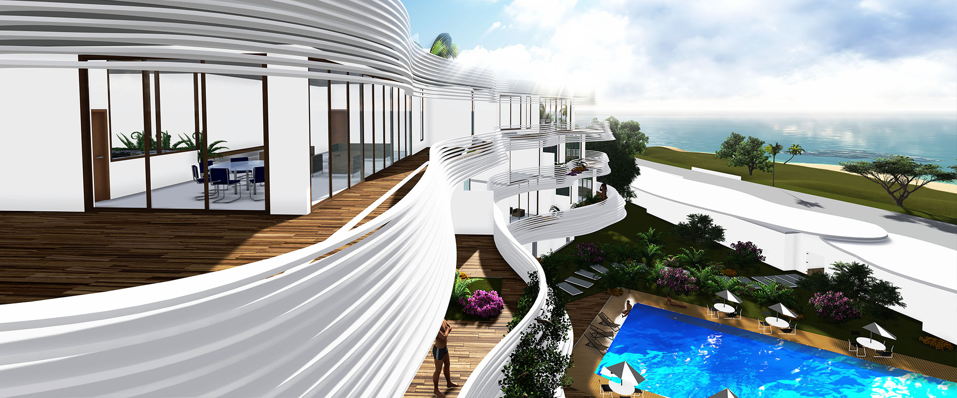 Résidence Grand Large - 1_barla_architectes_kribi_cameroun