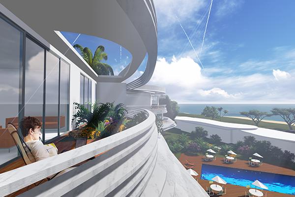 Résidence Grand Large - 3_barla_architectes_kribi_cameroun