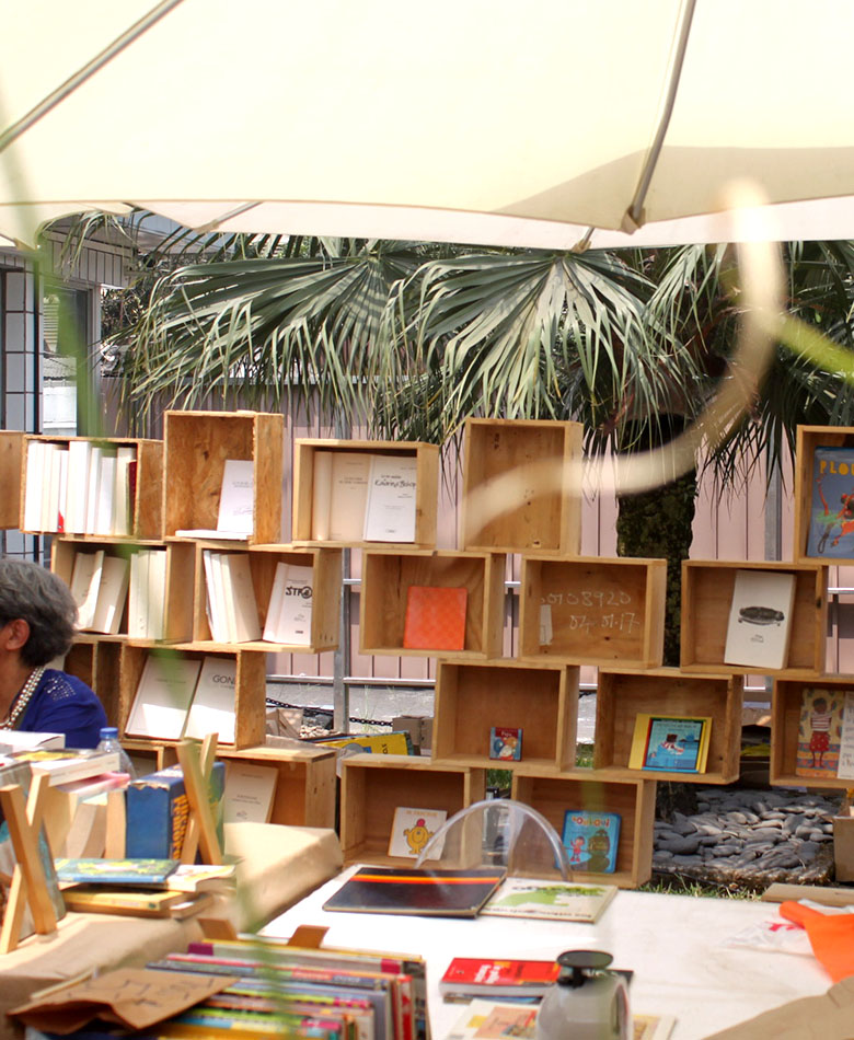librairie éphémère LAD-2_barla_architectes_douala_cameroun