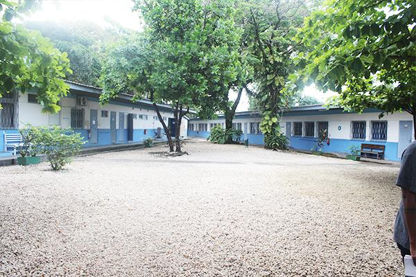Lycée français_Dominique Savio_existant_barla_architectes_douala_cameroun