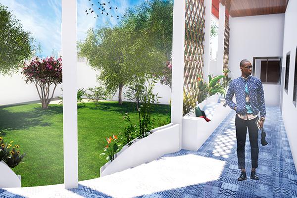 Villa Douala Bell_VILLA DB_2__barla_architectes_douala_cameroun