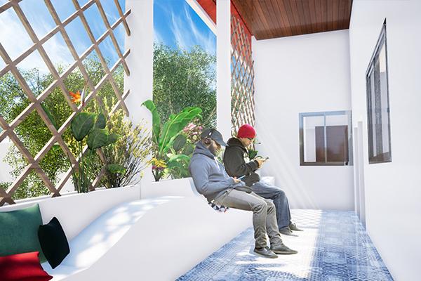 Villa Douala Bell_VILLA DB_3__barla_architectes_douala_cameroun